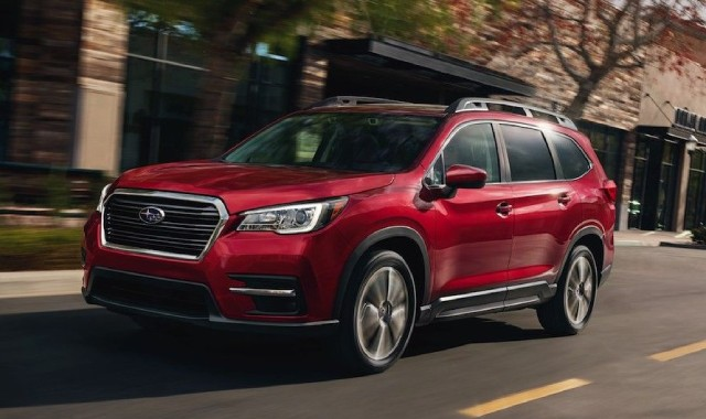 2021 subaru ascent changes and configurations  2020