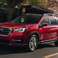 2021 Subaru Ascent Changes