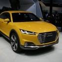 2019 Audi Q4 rear view