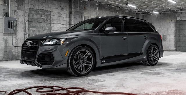 Audi Q7 Specs >> 2019 Audi Q7 Rs Specs And Release Date 2020 2021 Suvs And Trucks