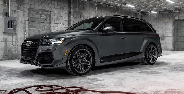 2019 audi q7 rs  specs and release date - 2020