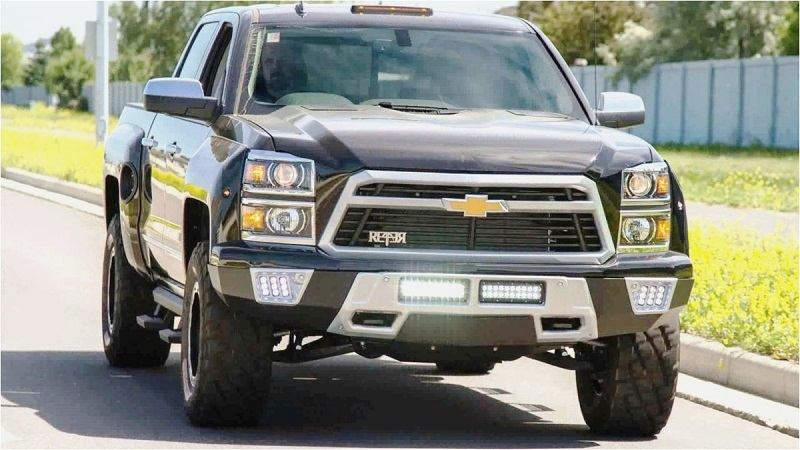 Chevy Reaper For Sale >> 2019 Chevy Reaper Will Feature 100 Hp More Than Raptor