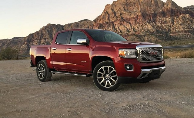 2019 Gmc Canyon Keeps The Look Gets More Features 2020 Suvs And