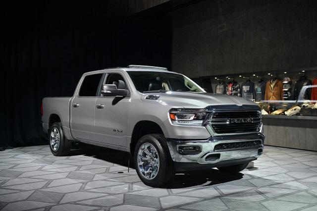 2019 Ram 2500 front