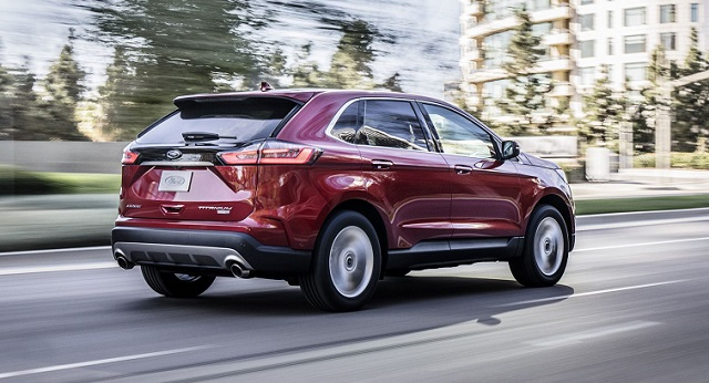 2020 Ford Edge Changes And Release Date 2020 Suvs And Trucks