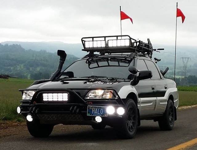 Subaru Baja Original
