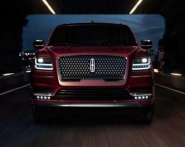 2019 Lincoln Mark LT front