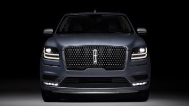 2019 Lincoln Mark LT