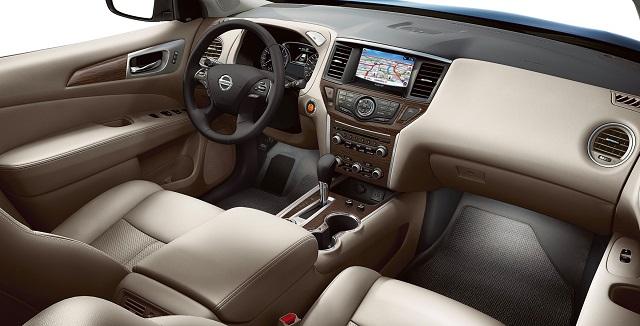 2019 Nissan Pathfinder redesign interior