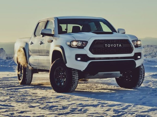 019 Diesel Tacoma Redesign