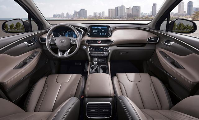 2019 Hyundai Veracruz