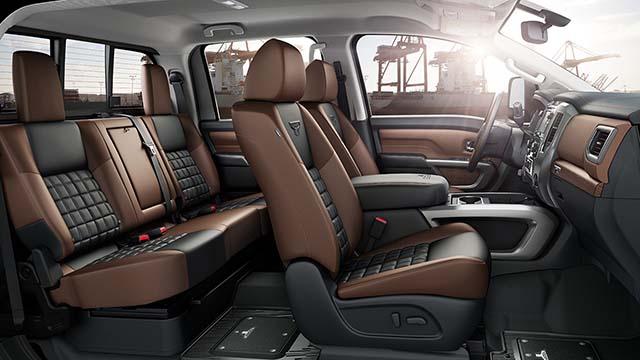 2019 Nissan Titan Nismo