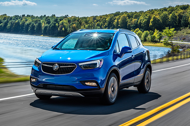 2020 Buick Encore Redesign