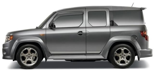 Honda Element towing capacity