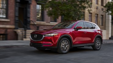 2020 Mazda CX-5 Changes