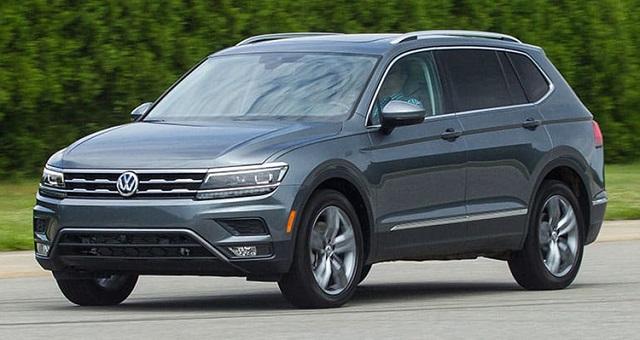 2020 VW Tiguan Release Date, Facelift, Price