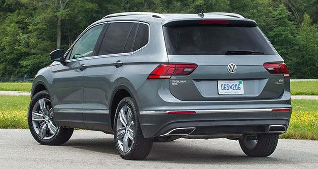 2020 VW Tiguan release date