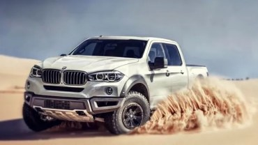 BMW Pickup Truck price