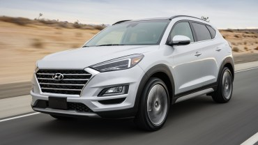 2020 Hyundai Tucson Changes