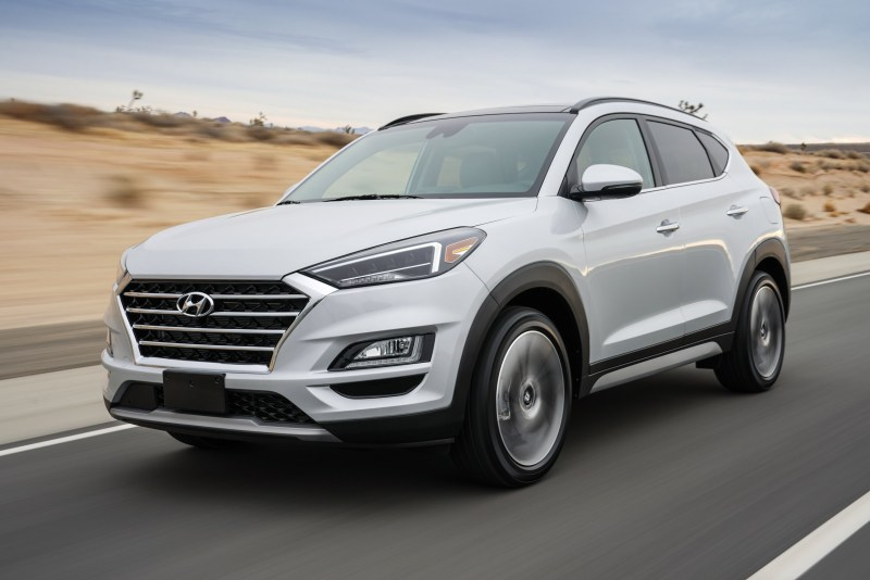 2020 Hyundai Tucson Changes