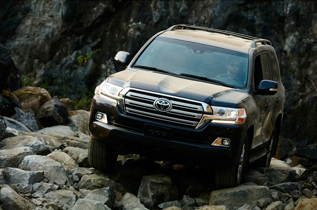 2020 Toyota Land Cruiser Redesign