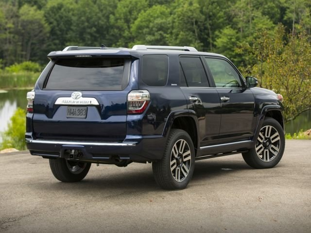 6th gen 4Runner 2019