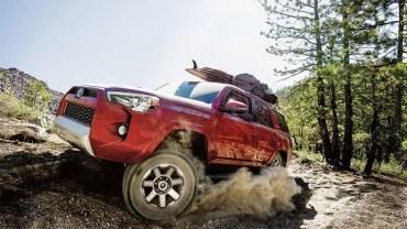 Toyota 4Runner redesign schedule