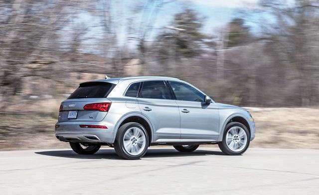 2020 Audi Q5 release date