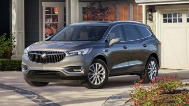 2020 Buick Enclave Changes