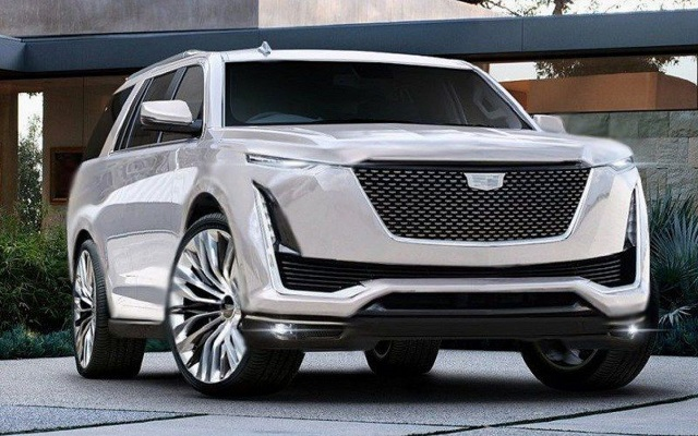 2020 cadillac escalade is almost production-ready - 2020