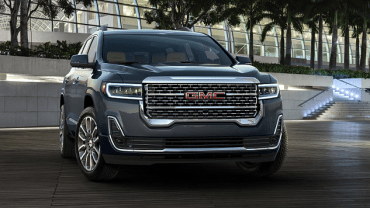 2020 GMC Acadia Refresh