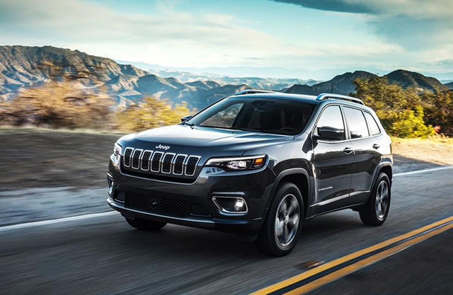 2020 Jeep Grand Cherokee Redesign
