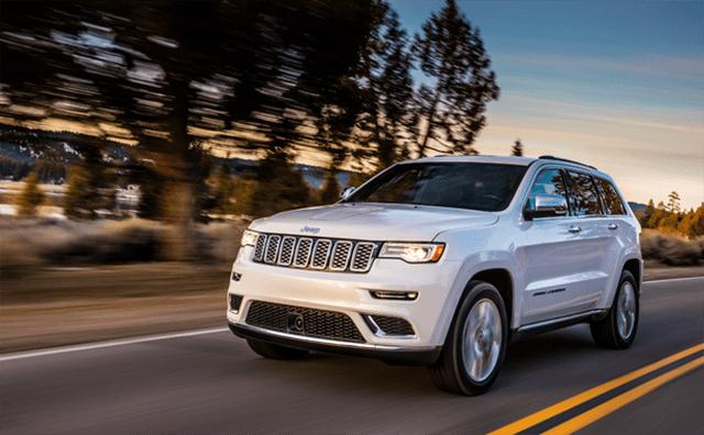 2020 Jeep Grand Cherokee SRT
