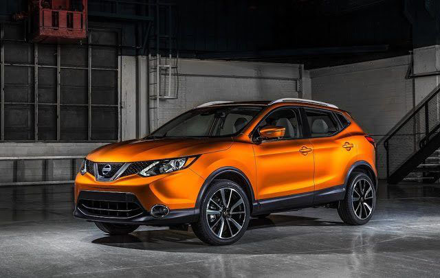 2020 Nissan Rogue Redesign