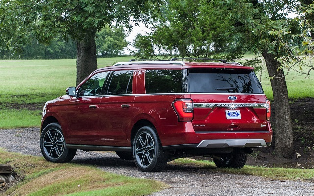 2020 Ford Expedition release date