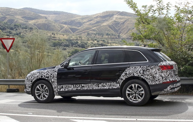 2020 Audi Q7 release Date