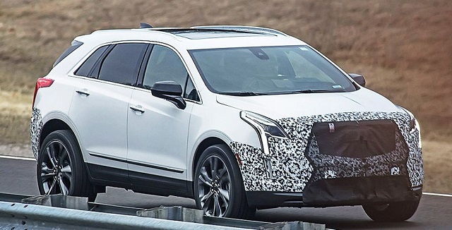 2020 Cadillac XT5 release date