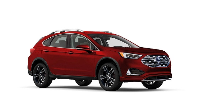 2020 Ford Fusion Crossover