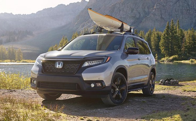 2020 Honda Passport Exterior Colors And Specs 2020 Suvs And Trucks