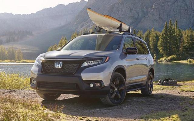 2020 Honda Passport Exterior Colors And Specs 2020 Suvs And Trucks