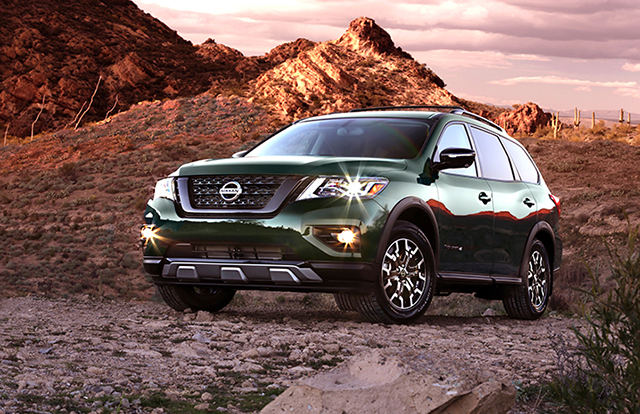 2020 Nissan Pathfinder Redesign Platinum 2020 2021 Suvs