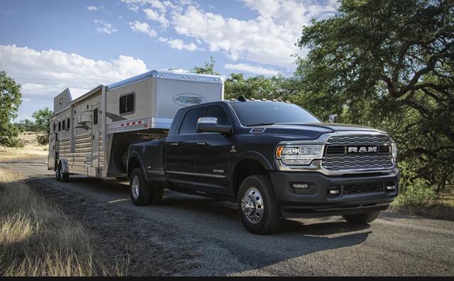 2020 Ram 3500 Diesel