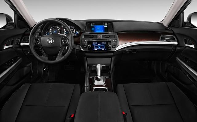 2020 Honda Crosstour Interior