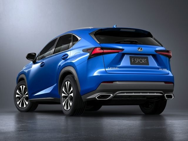 2020 Lexus NX Hybrid