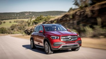 2020 Mercedes-Benz GLE Price