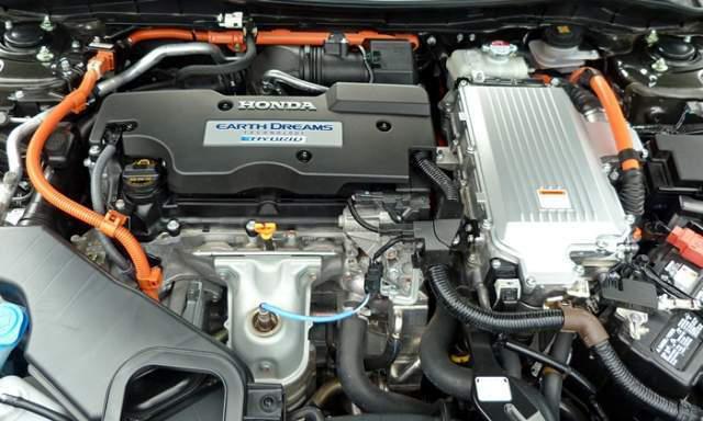 2020-Honda-Pilot-Hybrid-Engine