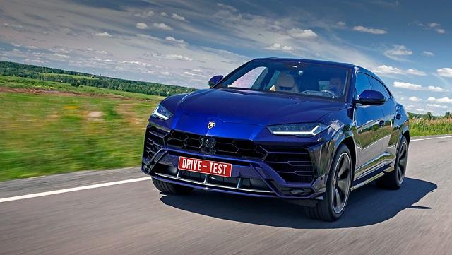 2020 Lamborghini Urus Performante