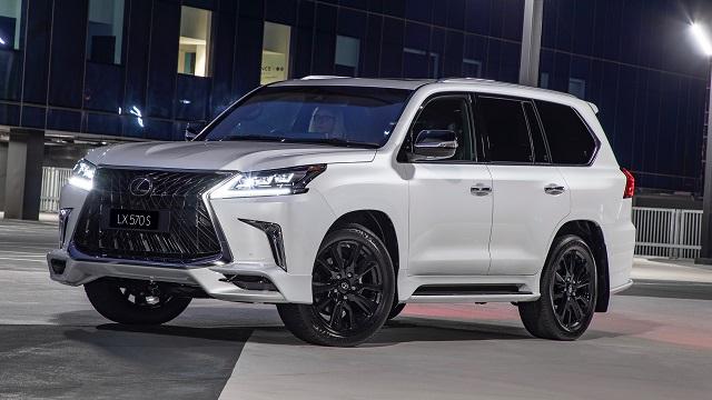2020 Lexus LX 570 Redesign, Engine, Specs >> 2020 Lexus Lx 570 Hybrid Redesign Price 2020 2021 Suvs