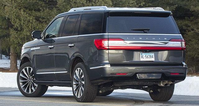 2020 Lincoln Navigator Price