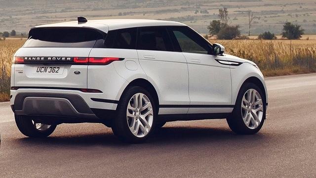 2020 Range Rover Evoque Hybrid